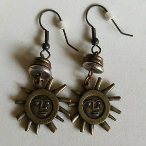 HOBO style Dangle earrings